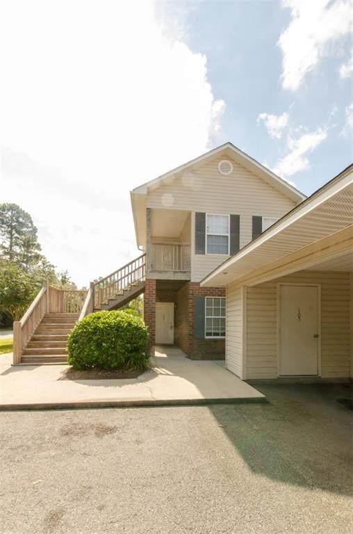 105 Lantana Court, Brunswick, GA 31520 (MLS #1622547) :: Coastal Georgia Living