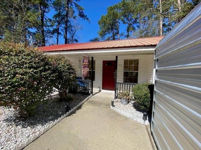 705 Chapel Crossing Road, Brunswick, GA 31525 (MLS #1624446) :: Coastal Georgia Living