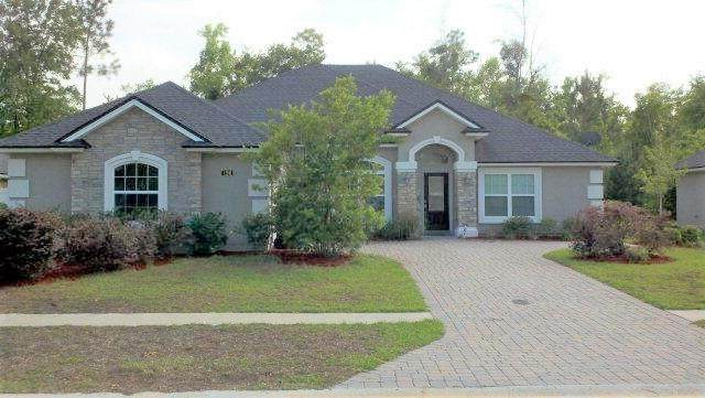 196 Majestic Oaks Drive, Brunswick, GA 31523 (MLS #1624571) :: Coastal Georgia Living