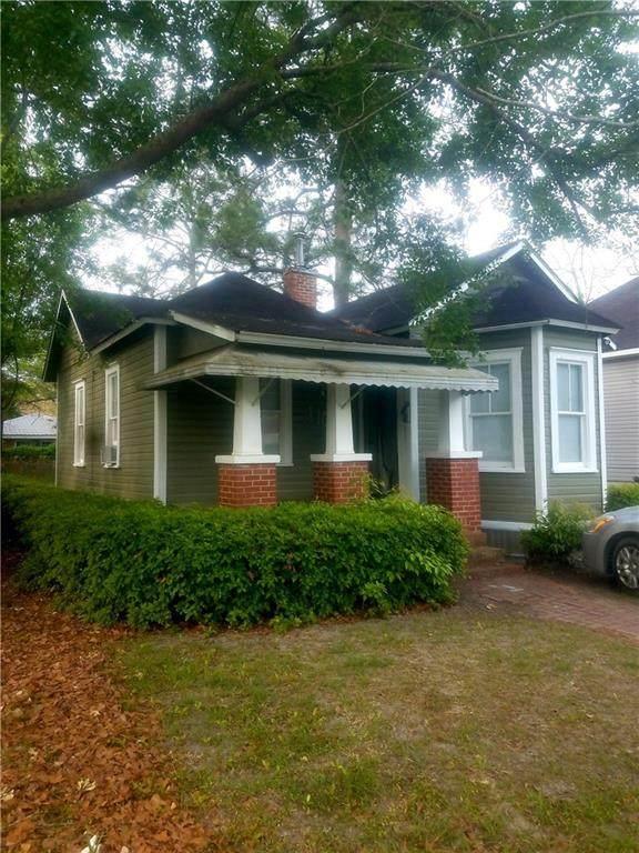 1107 Elizabeth Street, Waycross, GA 31501 (MLS #1625266) :: Coastal Georgia Living