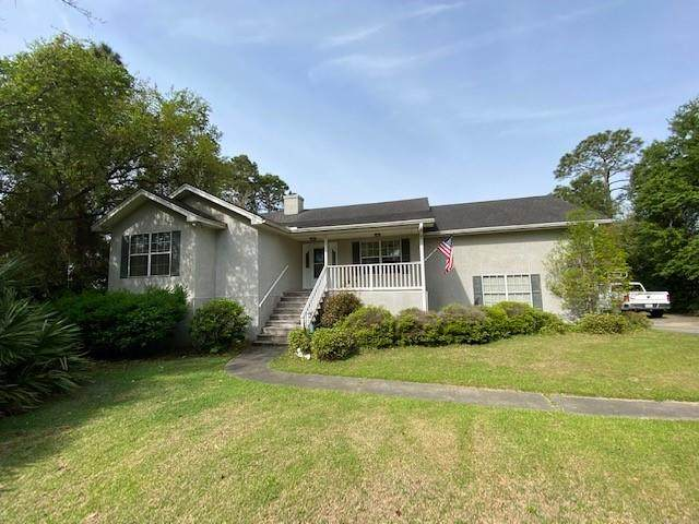 123 Ashley Marsh Drive, Brunswick, GA 31523 (MLS #1625299) :: Coastal Georgia Living
