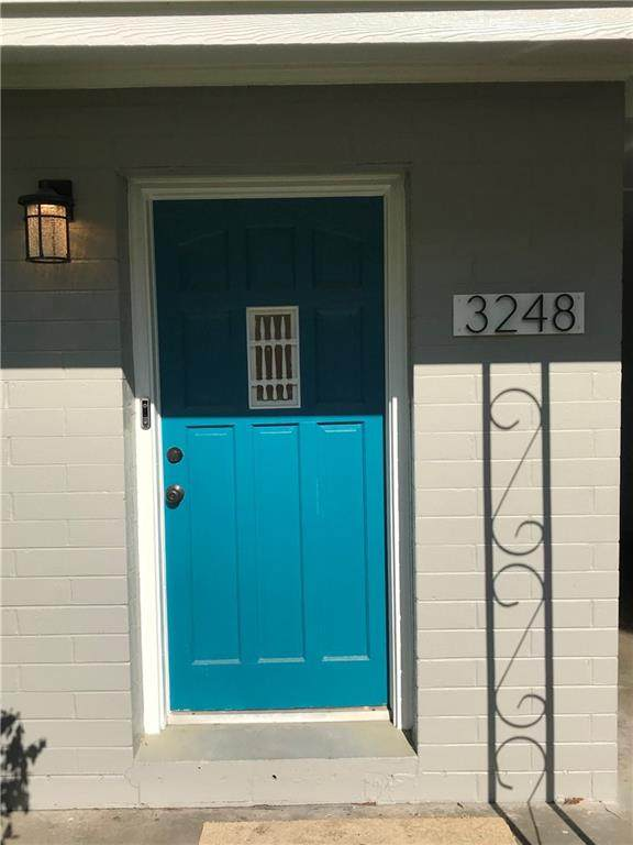 3248 Wisteria Avenue, Brunswick, GA 31520 (MLS #1625654) :: Coastal Georgia Living