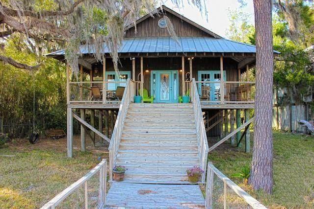 2297 Hird Island Road, Darien, GA 31305 (MLS #1627157) :: Coastal Georgia Living