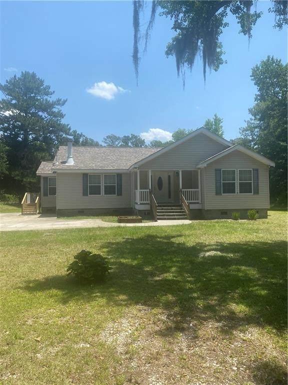 250 Willow Road, Brunswick, GA 31525 (MLS #1627264) :: Coastal Georgia Living