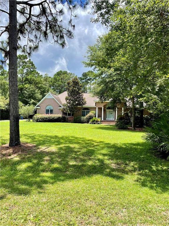 104 Serenoa Drive, Brunswick, GA 31523 (MLS #1627775) :: Coastal Georgia Living