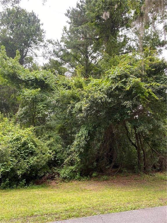 73 Marsh Trace, Brunswick, GA 31525 (MLS #1627909) :: Coastal Georgia Living