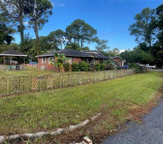 2903 W Park Avenue, Brunswick, GA 31520 (MLS #1629013) :: Coastal Georgia Living