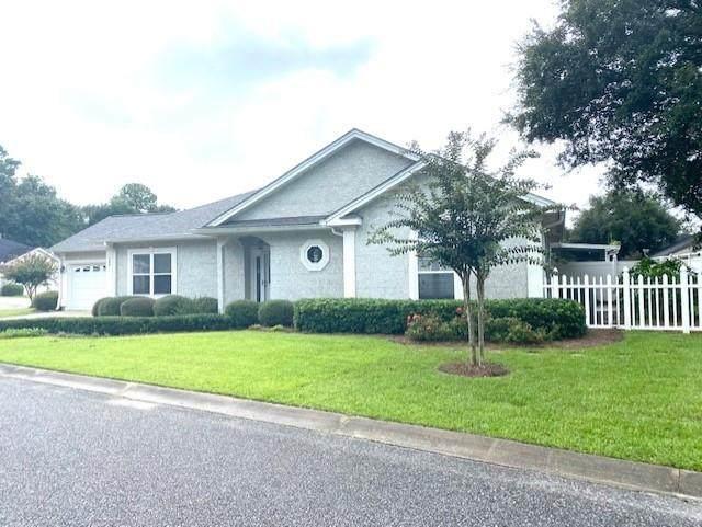 147 Cypress Run Drive, Brunswick, GA 31520 (MLS #1629195) :: Coastal Georgia Living