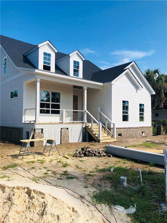 135 E Commons Drive, St. Simons Island, GA 31522 (MLS #1629644) :: Coastal Georgia Living