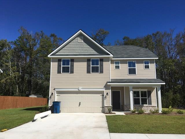 127 Covington Pointe, Brunswick, GA 31523 (MLS #1584626) :: Coastal Georgia Living