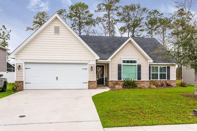 128 Savina Drive, Brunswick, GA 31523 (MLS #1587634) :: Coastal Georgia Living