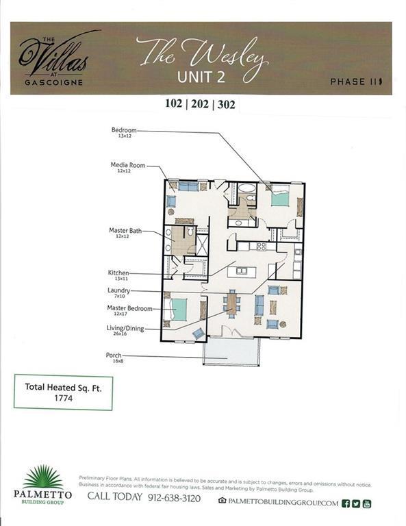 117 Gascoigne Ave #302, St. Simons Island, GA 31522 (MLS #1610123) :: Palmetto Realty Group