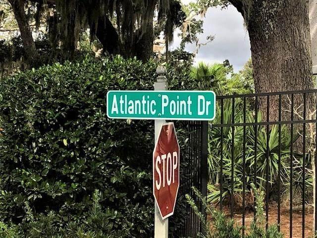 710 Atlantic Drive, St. Simons Island, GA 31522 (MLS #1620784) :: Coastal Georgia Living