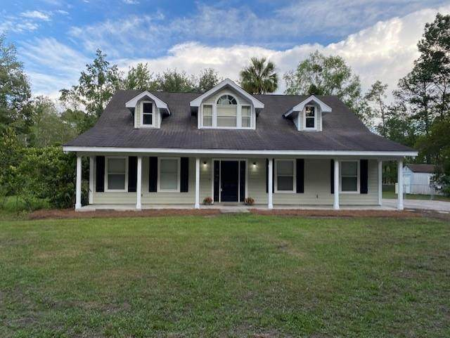 2315 Ardoch Road SW, Townsend, GA 31331 (MLS #1627641) :: Coastal Georgia Living