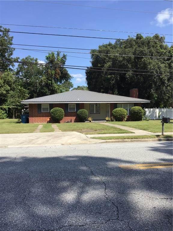 3033 Parkwood Drive, Brunswick, GA 31520 (MLS #1629084) :: Coastal Georgia Living