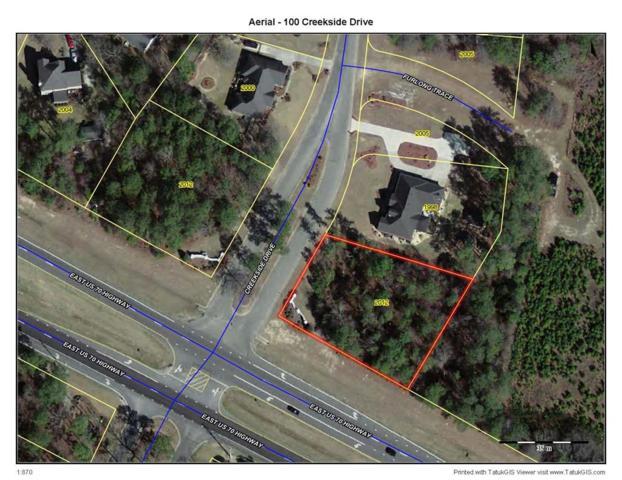 100 Creekside Drive, Goldsboro, NC 27534 (#71654) :: The Beth Hines Team