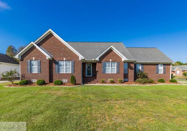 117 Myrna Drive, Goldsboro, NC 27534 (#72013) :: The Beth Hines Team