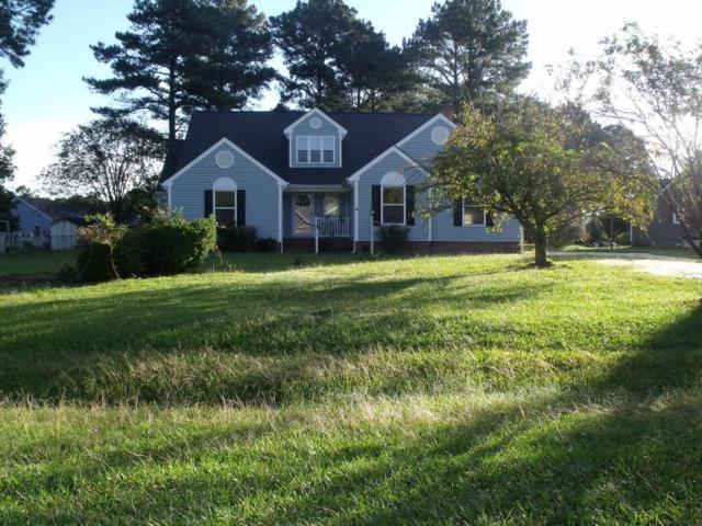121 Woods Mill Rd, Goldsboro, NC 27534 (#72015) :: The Beth Hines Team