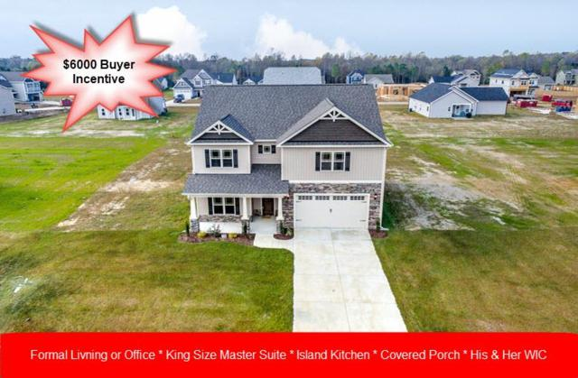 412 Planters Ridge Drive, Pikeville, NC 27863 (#72171) :: The Beth Hines Team