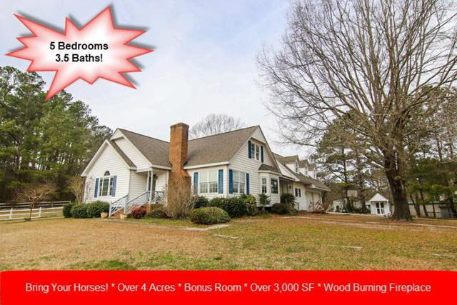 119 Lakeside Circle, Willow Springs, NC 27592 (#72269) :: The Beth Hines Team