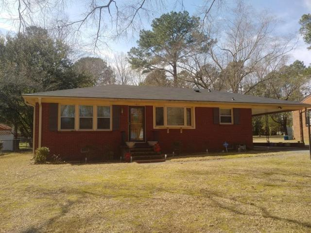 1011 S Andrews Ave, Goldsboro, NC 27530 (#72588) :: The Beth Hines Team