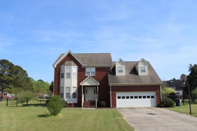 104 Shamrock Ct., Goldsboro, NC 27530 (#72805) :: The Beth Hines Team