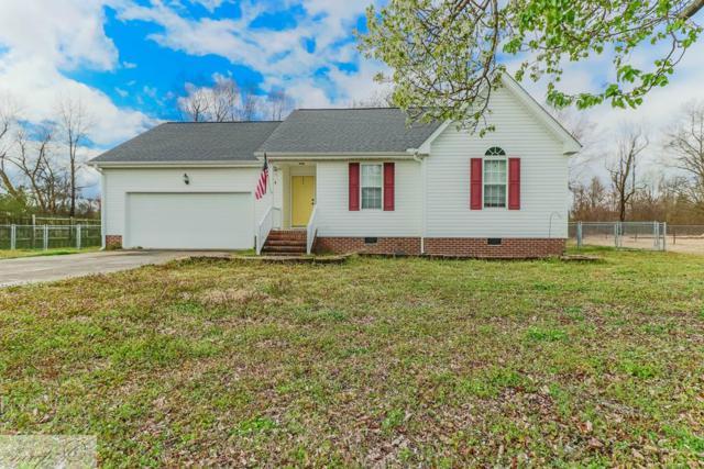 203 Johnson Branch Rd, Goldsboro, NC 27534 (#72809) :: The Beth Hines Team