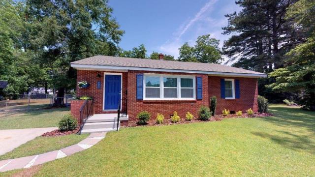 605 Pittman Street, Goldsboro, NC 27530 (#73109) :: The Beth Hines Team
