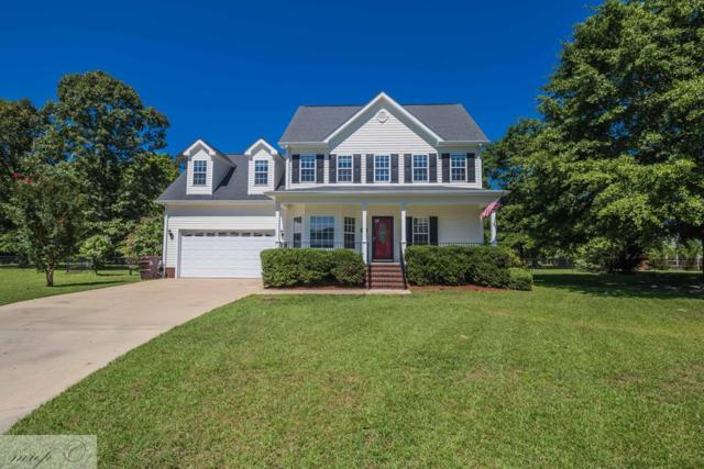 112 Redfield Place, Goldsboro, NC 27530 (#73160) :: The Beth Hines Team