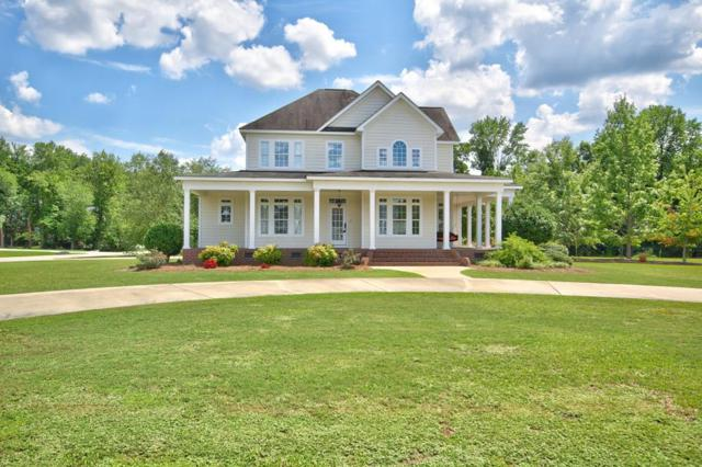 267 Woodall Farm Lane, Princeton, NC 27569 (#73455) :: The Beth Hines Team