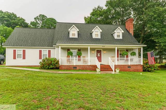 1806 Salem Church Road, Goldsboro, NC 27530 (#73555) :: The Beth Hines Team