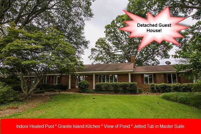 170 Jp Drive, Smithfield, NC 27577 (#73565) :: The Beth Hines Team