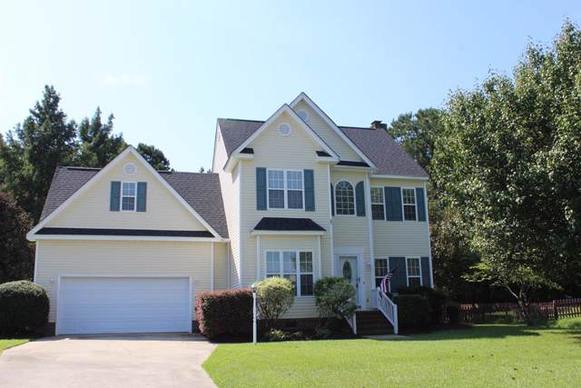 619 E Raintree, Goldsboro, NC 27534 (#73594) :: The Beth Hines Team