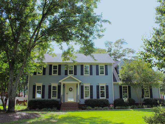 607 Jennifer Road, Goldsboro, NC 27534 (#73595) :: The Beth Hines Team