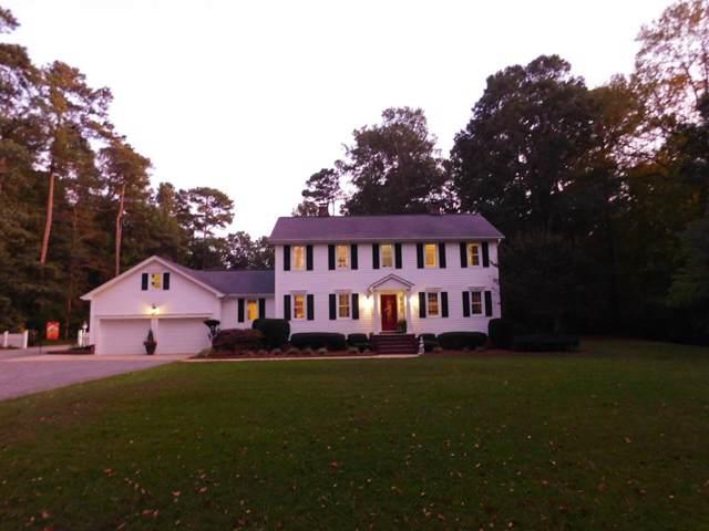 534 Parkwood Lane, Goldsboro, NC 27530 (#73868) :: The Beth Hines Team
