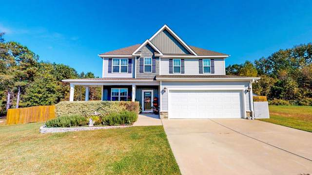 287 Camden Place St., Princeton, NC 27569 (#74006) :: The Beth Hines Team