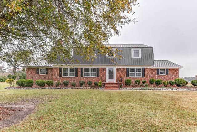 1465 Bizzell Grove Church Rd, Selma, NC 27576 (#74064) :: The Beth Hines Team
