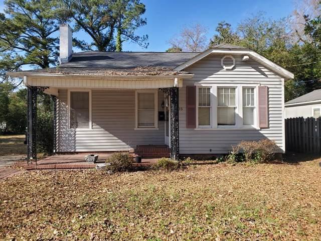 105 N Audubon Avenue, Goldsboro, NC 27530 (#74107) :: The Beth Hines Team