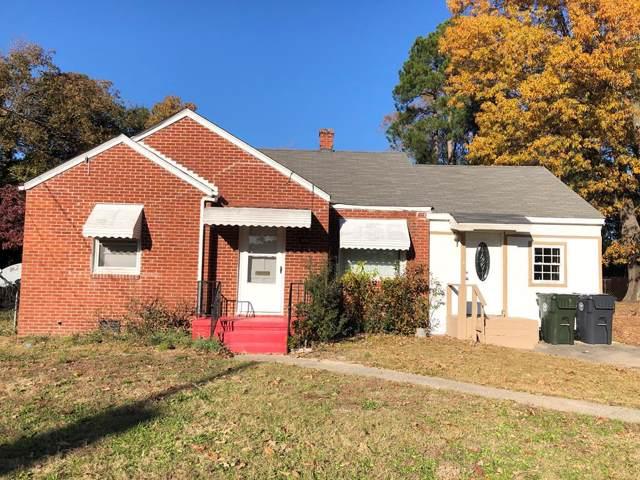1805 Palm Street, Goldsboro, NC 27530 (#74152) :: The Beth Hines Team