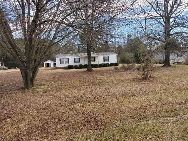 124 Peach Rock Road, Princeton, NC 27569 (#74328) :: The Beth Hines Team
