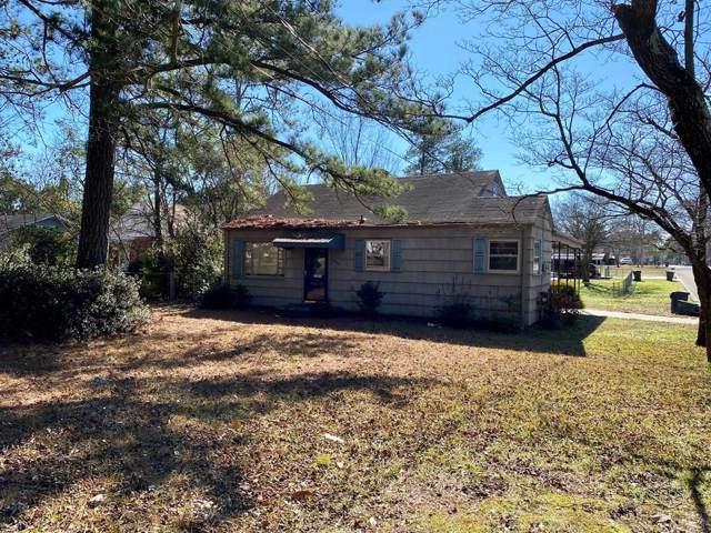 1800 Palm Street, Goldsboro, NC 27530 (#74360) :: The Beth Hines Team