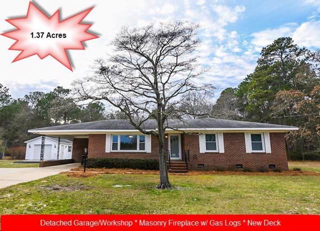 719 Ridge Dr, Goldsboro, NC 27530 (#74384) :: The Beth Hines Team