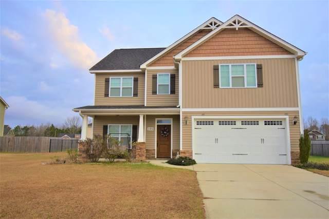 105 Ingram Fields Drive, Goldsboro, NC 27530 (#74387) :: The Beth Hines Team
