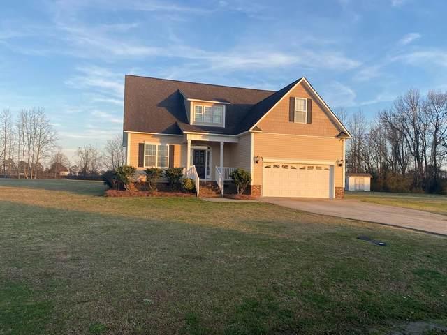 153 Woodall Farm Lane, Princeton, NC 27569 (#74521) :: The Beth Hines Team