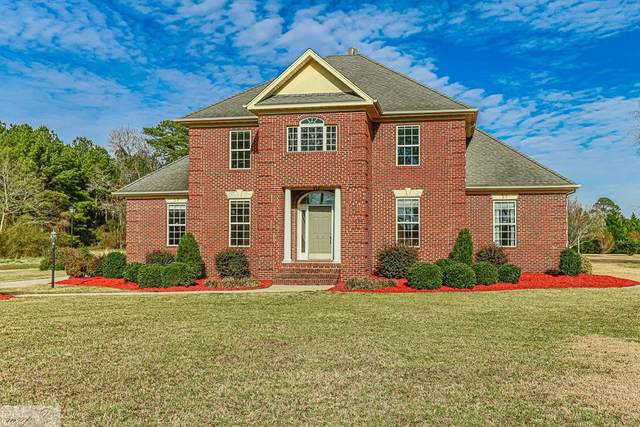505 Country Day Rd, Goldsboro, NC 27530 (#74533) :: The Beth Hines Team