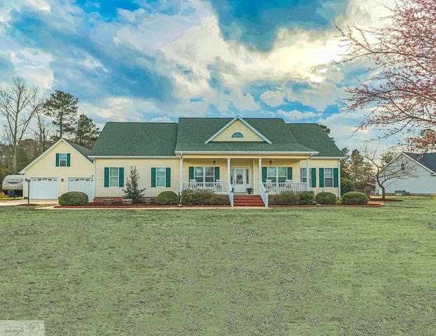 108 Choctaw Drive, Pikeville, NC 27863 (#74538) :: The Beth Hines Team