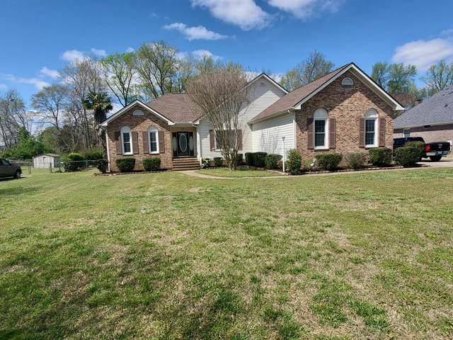 123 Acreview Drive, Goldsboro, NC 27530 (#74819) :: The Beth Hines Team