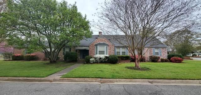 1101 Park Ave, Goldsboro, NC 27530 (#74823) :: The Beth Hines Team