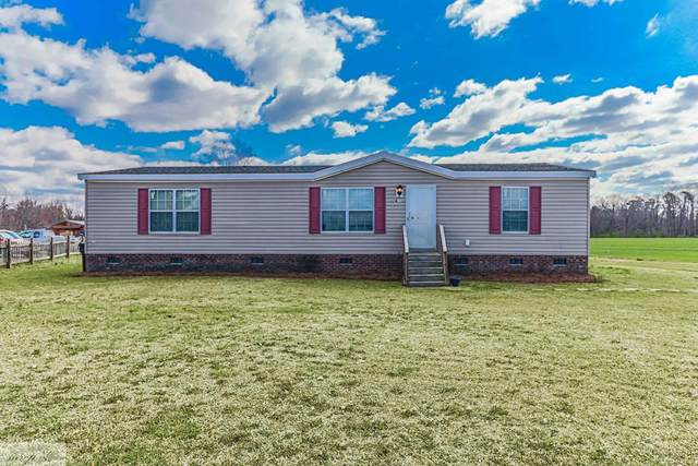 621 Country Club Road, Mt Olive, NC 28365 (#74829) :: The Beth Hines Team