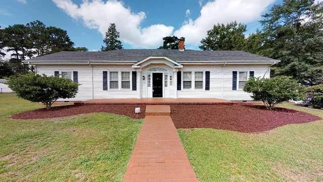1115 E Beech, Goldsboro, NC 27530 (#74997) :: The Beth Hines Team